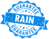 7-DAY Rain Guarantee
