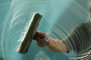 window-washing